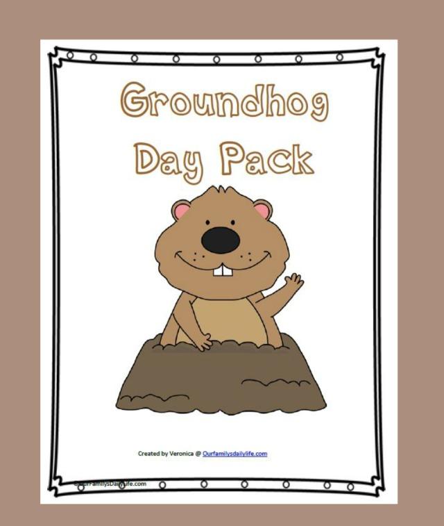 Groundhog Day Pack 1