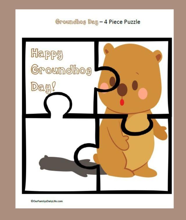 Groundhog Day Pack 5