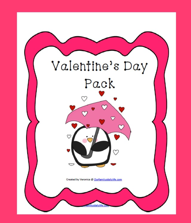 Valentine's Day Pack 1