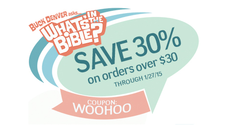 whats in bible coupon exp 1-27-15