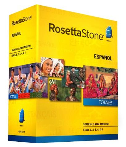 amazon rosetta stone spanish