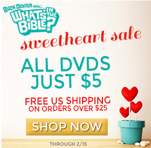 Whats in the bible $5 sale