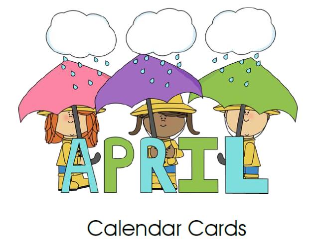april calendar 2