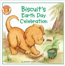 Biscuit's Earth Day Celebration Book