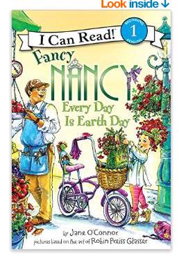 fancy nancy earth day