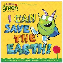 I can Save the earth book