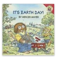 It's Earth Day! book