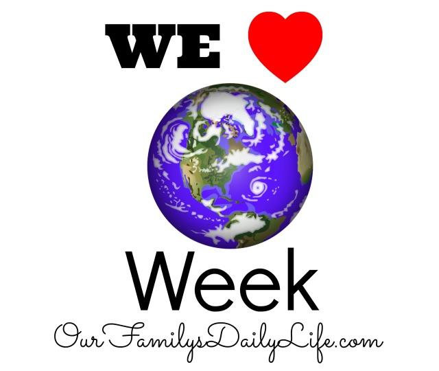 We love earth week